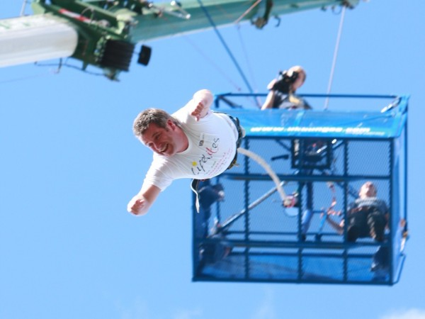 Bungee Jumping Manchester - Salford